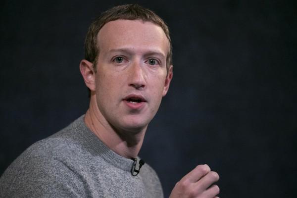 Mark Zuckerberg, presidente do Facebook — Foto: Mark Lennihan/AP Photo