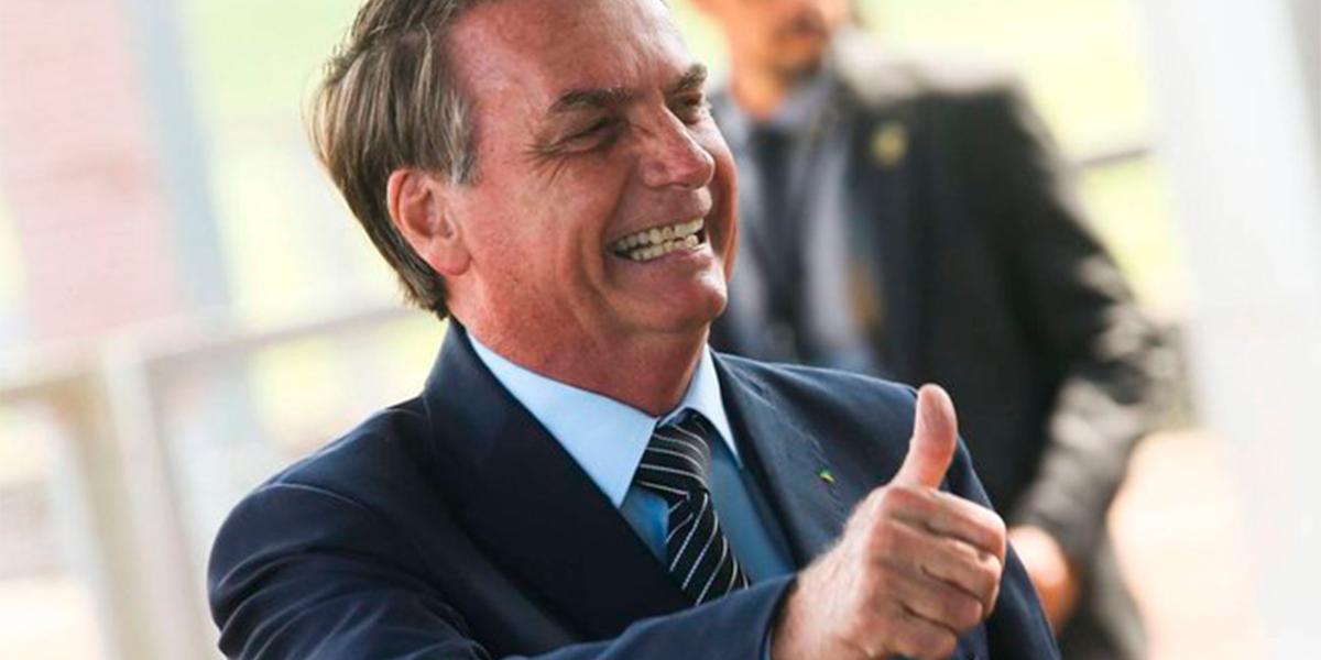 Governo Bolsonaro quer o prêmio Nobel da paz em 2021. (Foto: Reprodução)