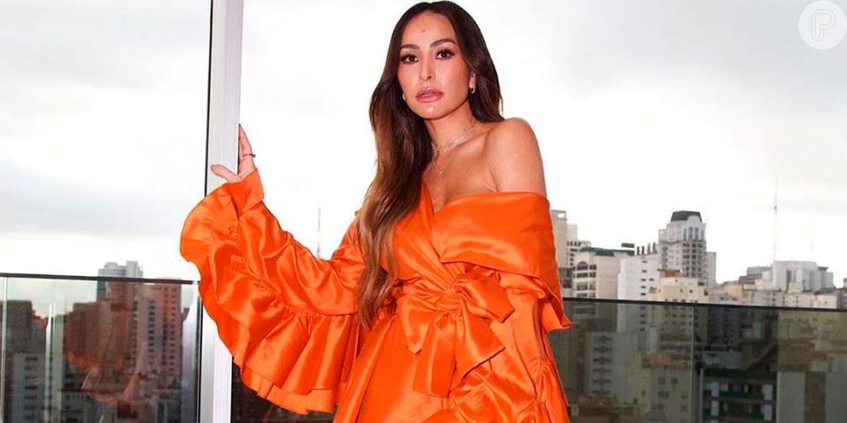 Sabrina Sato terá novo desafio na Record com Reality Show. (Foto: Instagram)