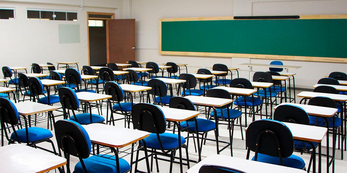 A falta chega a ser de 3000 profissionais da área educacional. (foto: Reprodução)