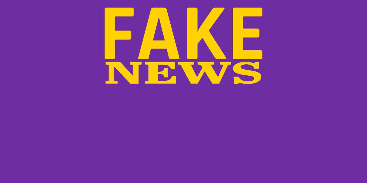 Fake News durante o período eleitoral.