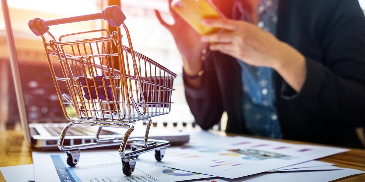 Compras online aumentam em Sinop. (Foto: Banco de Imagens)