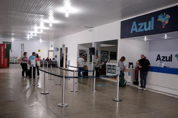 Aeroporto de Alta Floresta (MT) — Foto: Assessoria