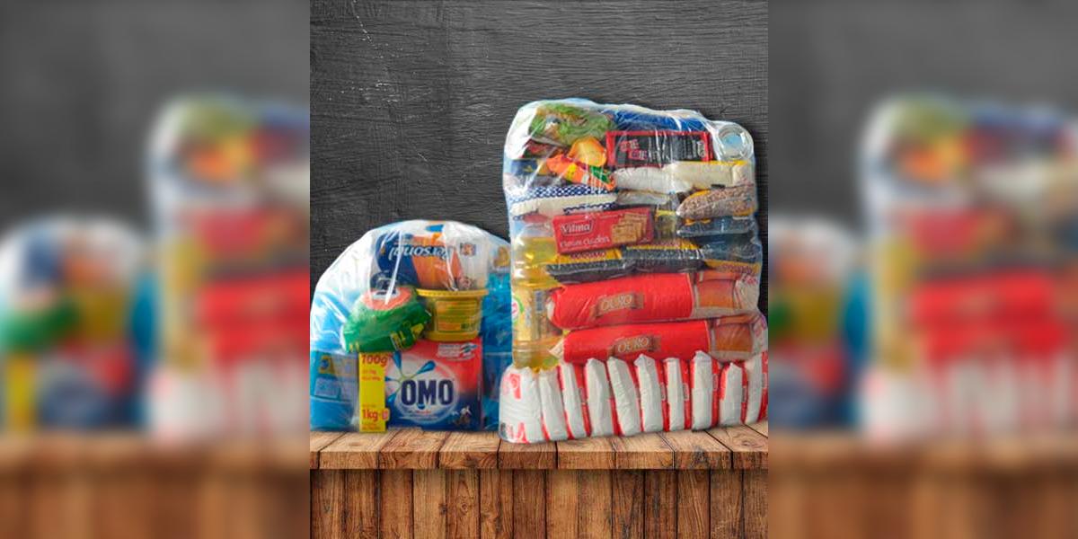 Leve aumento nos preços das cestas básicas em Sinop. (Foto: DIvulgação)
