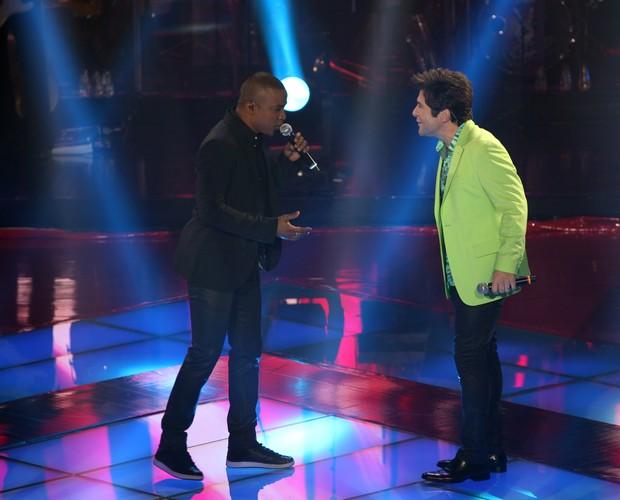 Foto: The Voice Brasil/TV Globo