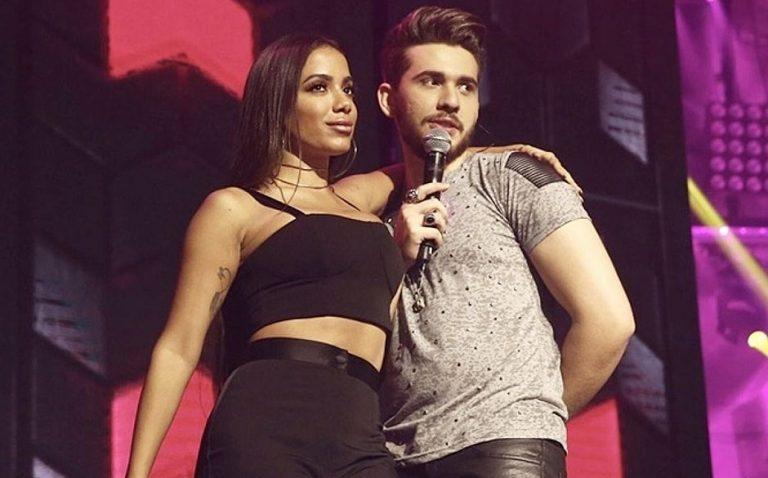 """""""Coladinha em Mim"""", de Gustavo Mioto e Anitta é a música mais ouvida da maior playlist do Spotify. Foto: Divulgação"""