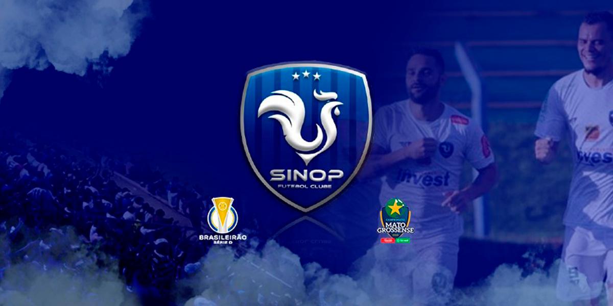 Parcerias para o Sinop Futebol Clube. (Foto: Reprodução)