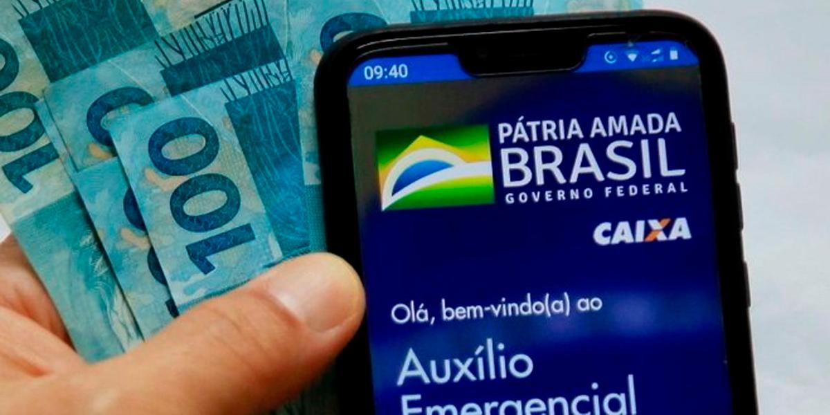 Pagamento do Auxílio Emergencial supera os 200 bilhões de reais. (Foto: Divulgação)