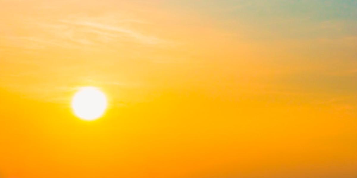 O foco de calor aumentou em todo estado de MT. (Foto: Banco de Imagens)