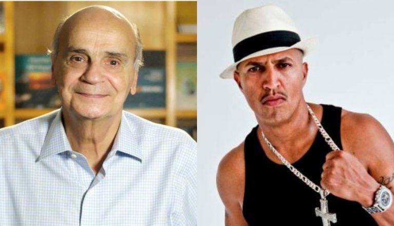 Mano Brown e Drauzio Varella farão live juntos sobre racismo! Foto: Divulgação