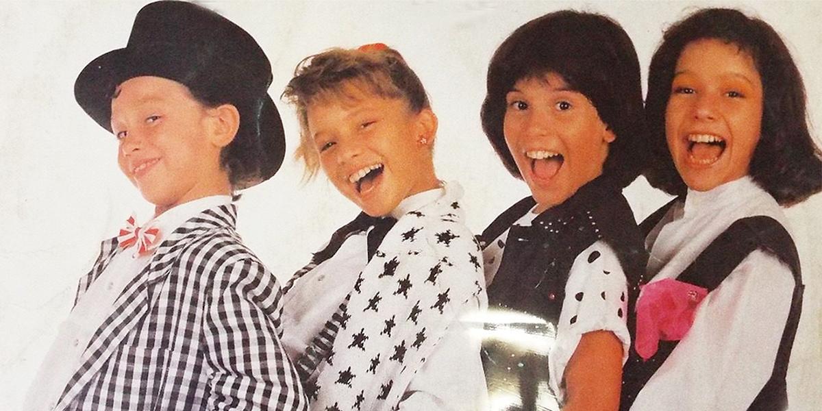 A banda Trem da Alegria teve várias formações e vários sucessos também. (foto: Divulgação)
