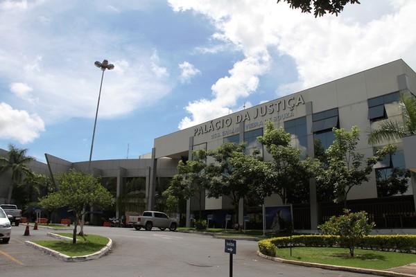 Tribunal de Justiça de Mato Grosso (TJMT) suspendeu prazos e audiências como medida de prevenção ao coronavírus no estado — Foto: Tribunal de Justiça de Mato Grosso/Assessoria