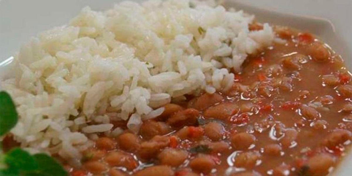 A típica mistura entre arroz e feijão do brasileiro perdeu espaço nos últimos anos. (Foto: Divulgação)