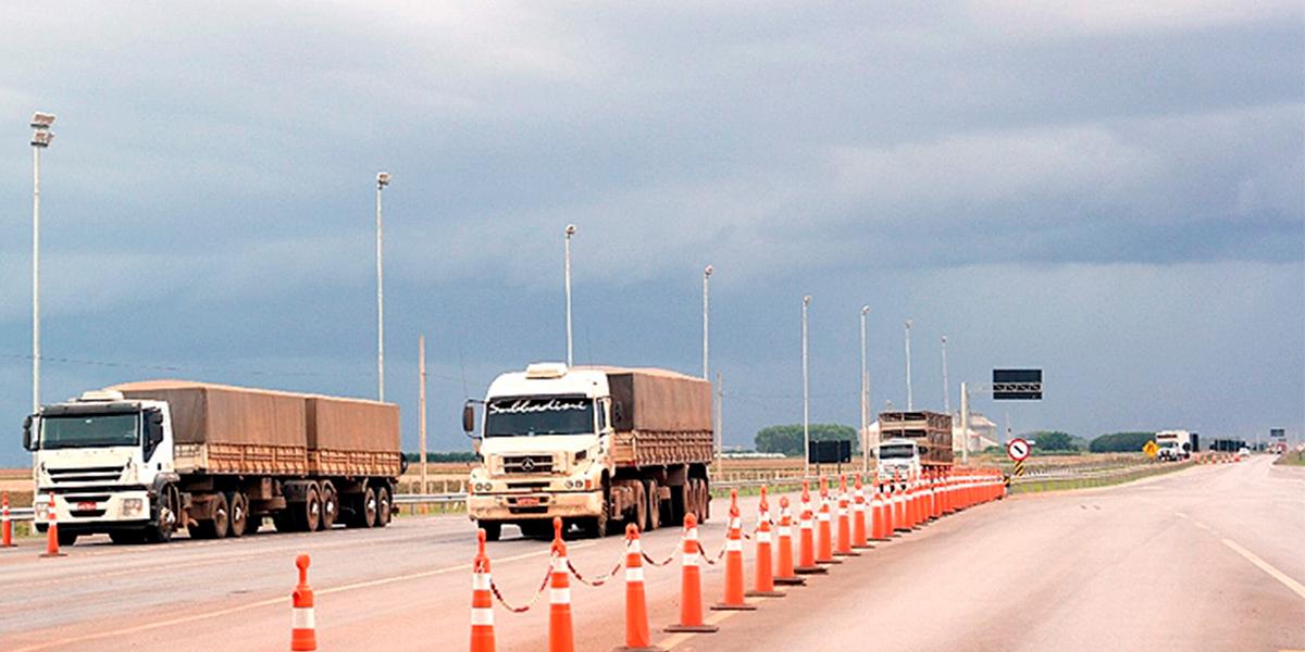 BR-163 é uma das principais rodovias brasileiras. (foto: assessoria)