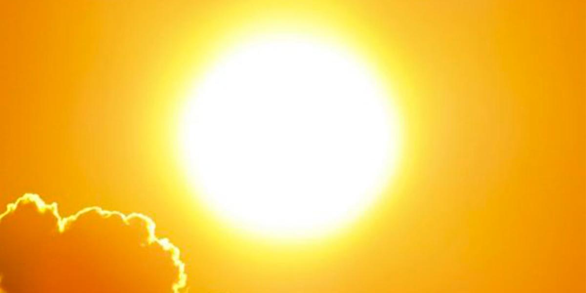 Setembro foi o mês mais quente da história. (Foto: Banco de Imagens)