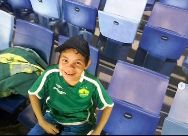 Daniel Ferreira de Souza, de 23 anos — Foto: Arquivo Pessoa