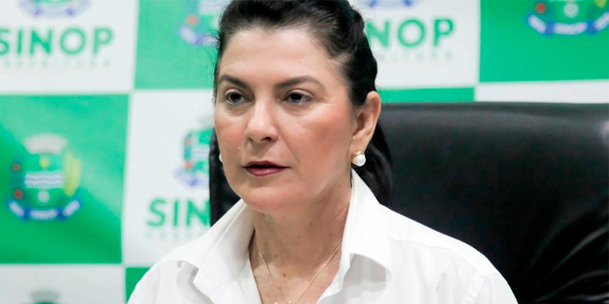 Prefeita de Sinop, Rosana Martinelli falou sobre as novas saídas para prevenção do Coronavírus(Fotos: assessoria)