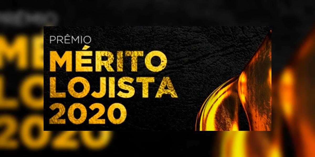 Prêmio Mérito Lojista 2020. (Foto: Divulgação)