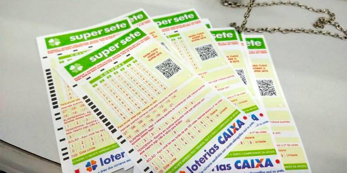 Super Sete é o novo jogo de apostas das Loterias da Caixa. (Foto: Divulgação)