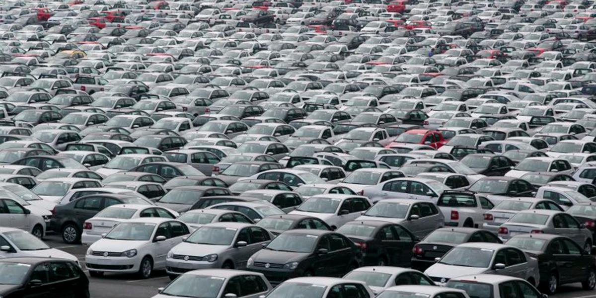 Concessionarias aumentam o número de vendas de veículos. (Foto: Divulgação)