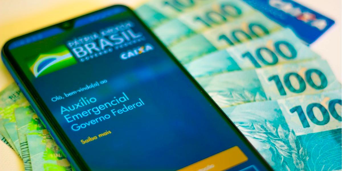 Primeira das 4 parcelas do Auxílio Emergencial para Bolsistas do Bolsa Família. (Foto: Divulgação)