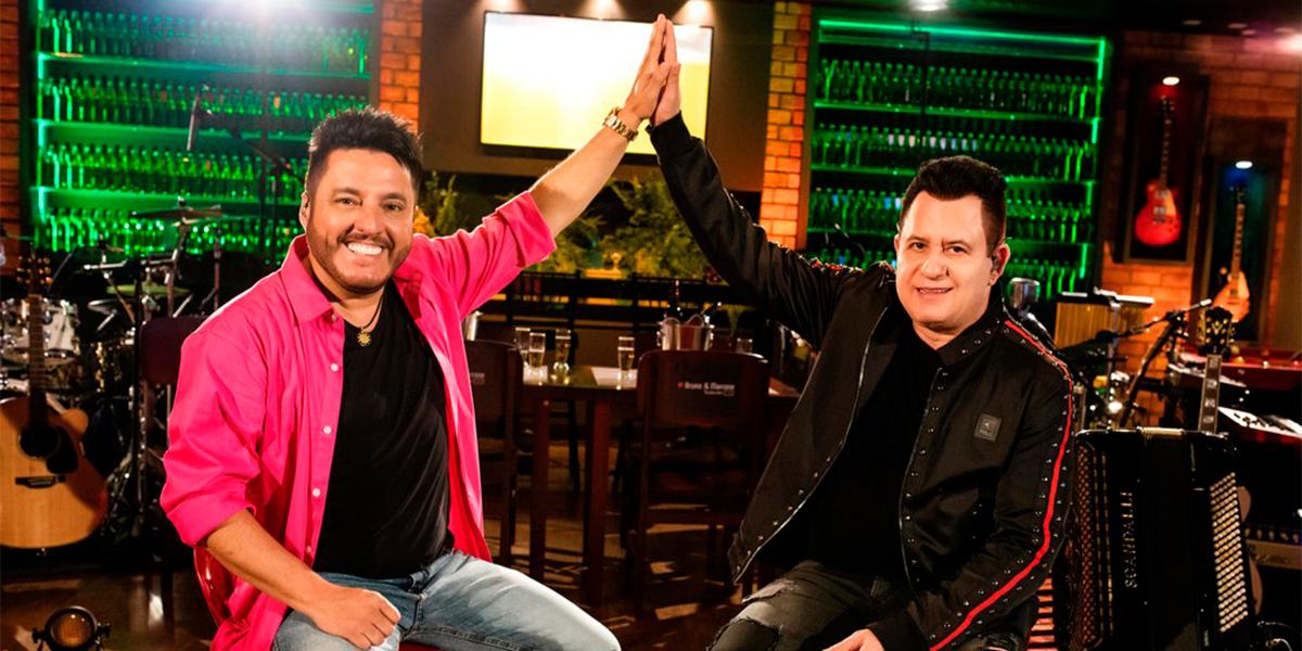 Especulações mostravam Gusttavo Lima como atração surpresa, mas a realidade é que Bruno e Marrone foram escolhidos. (Foto: Divulgação)