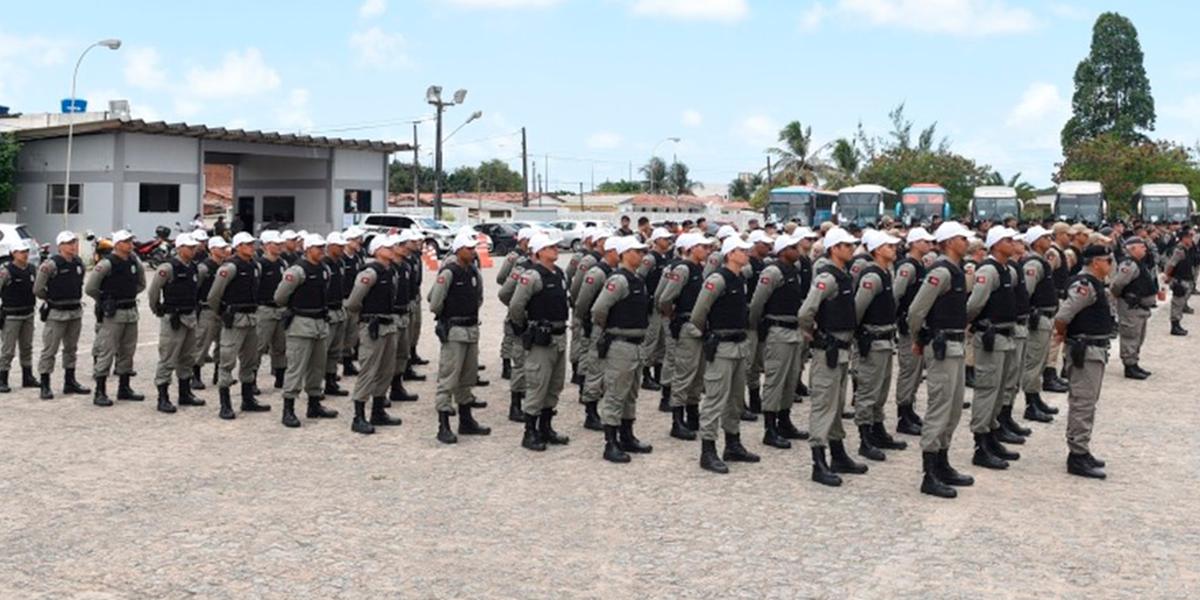 Militares e policiais candidatos a prefeito é o maior em 16 anos. (Foto: Divulgação - Ilustrativa)