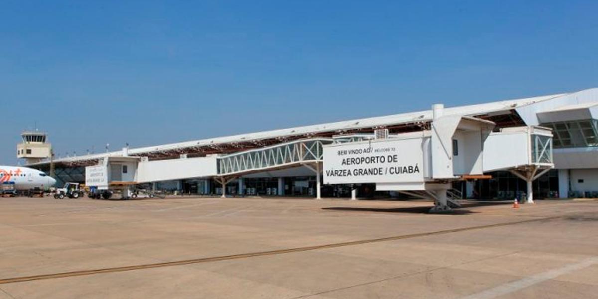 Programa Mais MT visa ampliar e reestruturar aeroportos do estado de Mato Grosso. (Foto: Divulgação / Imagem Ilustrativa)