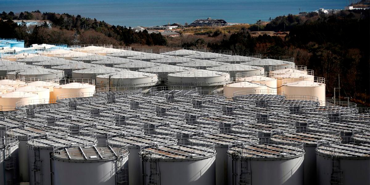 Japão quer jogar água contaminada em mar. (Foto: Reprodução)