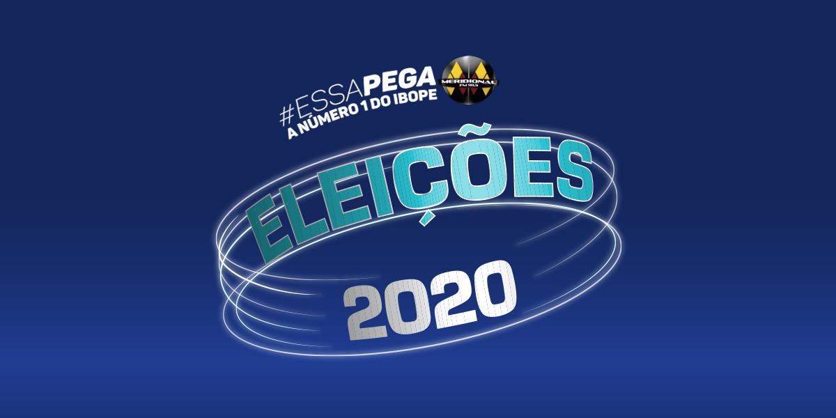 Eleições 2020. (Foto: Divulgação)